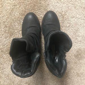 Steve Madden Shoes - Steve Madden Moto boots